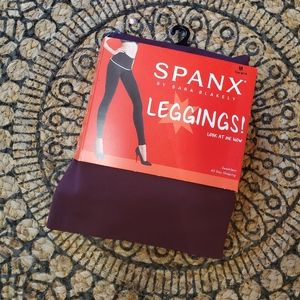 Spanx Seamless Leggings. NEW